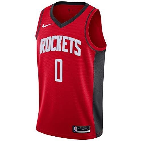 Nike HOU Mens NBA Swingman Road Jersey BV7992-662 Size XL
