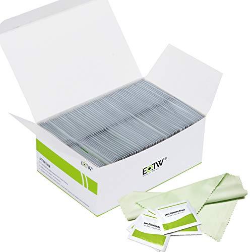 Bildschirm Reinigungstücher Einzeln Verpackt, EOTW Desin Fektion Reinigungstücher für Handy/Monitor/Laptop/iPad/LCD-Fernseher/Tablet PC/Tastatur/Maus, 120 Stück
