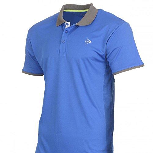 Dunlop Club Polo - Camiseta de tenis para hombre (talla XXL)