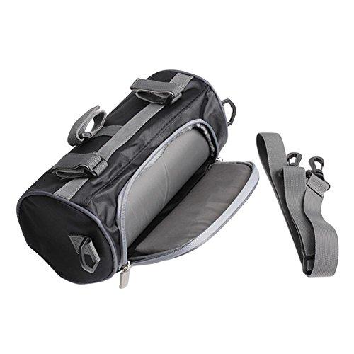 Bolsa Enrollable para Motocicleta, de Waterfall, 2,5 L, Bolsa para Herramientas de Motocicleta o Bolsa de Almacenamiento para Horquillas Delanteras, Bolsa de Almacenamiento para Equipaje