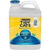 Purina Tidy Cats Clumping Cat Litter, Instant Action Multi Cat Litter - (2) 20 lb. Jugs