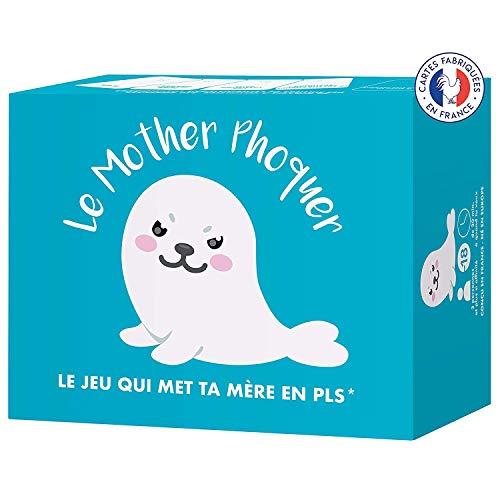 Original Cup - Le Mother Phoquer - Het spel dat je moeder in PLS zet - Bedrijfsspel - Spel met vrienden - Aperitief Spel