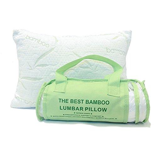 All That Jazz The Best Bamboo Lumbar Pillow