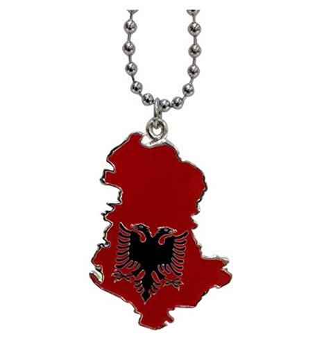 TPM ALBANIEN - Halskette Anhänger