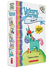 Unicorn Diaries Boxed Set