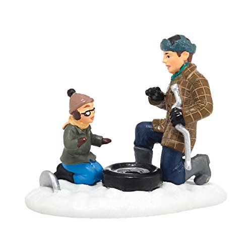 Department 56 A Christmas Story Village Oh, Fudge! Accessory, 2 inch