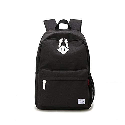 Danny  Bolsas escolares300D mochila Nylon impermeable ocio para juventud niñas y niños