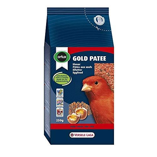 Orlux Gold Patee Rot Eifutter - 250 g