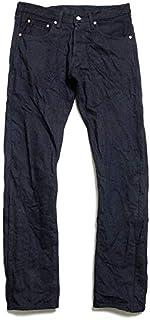[バーガスプラス] Lot.850 15.3oz Indigo × Black Selvedge Slim Jeans 850ー18 日本製