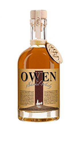 Schwäbischer Albdinkel-Whisky aus Owen - 0,35l