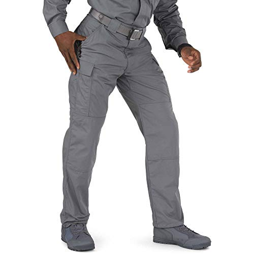 5.11 Taclite TDU Pantalon pour Homme, Homme, 74280, Bleu Nuit, 3X-Large Short