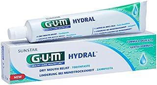 GUM HYDRAL Pasta de dientes 75 ml, Pack de 2 (2x 75ml)