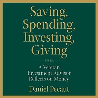 Saving, Spending, Investing, Giving cover art