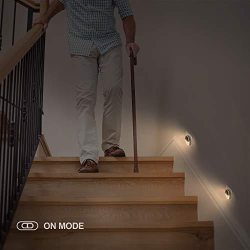 AUVON LED Motion Sensor Night Light
