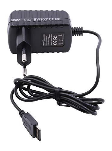 vhbw 220V Netzteil Ladegerät Ladekabel (6V/ 0.5A) kompatibel mit Notebook Laptop BenQ-Siemens A52 A55 A57 A58 A60 A65 A70 A75 AL21 AX72 AX75 C55 C57 C58 C60 C62