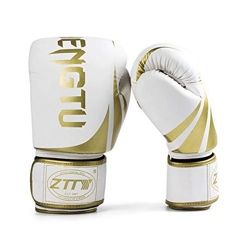Phomnd Luvas de boxe Luvas de treino de boxe Compatible with homens e mulheres Luvas de boxe Luvas de boxe Luvas pesadas Compatible with Muay Thai Boxe Kickboxing MMA