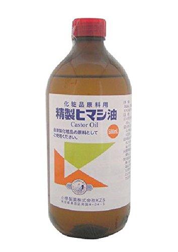 小堺製薬 新精製ヒマシ油 500mL