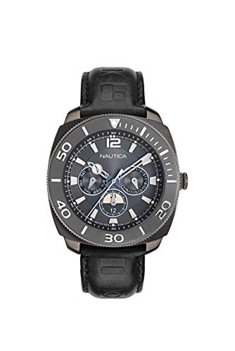 Nautica Lässige Uhr NAPBHS903