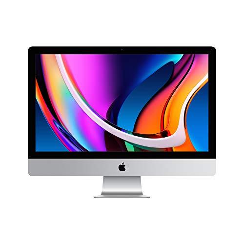2020 Apple iMac Pantalla Retina 5K (de 27 Pulgadas, 8 GB RAM, 256 GB SSD Almacenamiento)