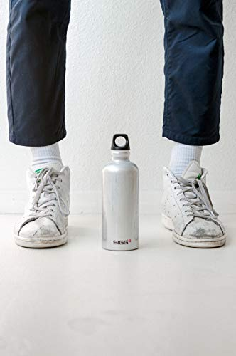 SIGG Men's Traveller In Drinking Bottle, Alu, 1.0L