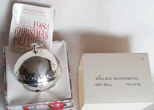 Wallace Christmas Bell