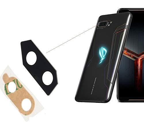 iSkyce - Lente de lente de cristal para smartphone Asus ROG Phone II ZS660KL