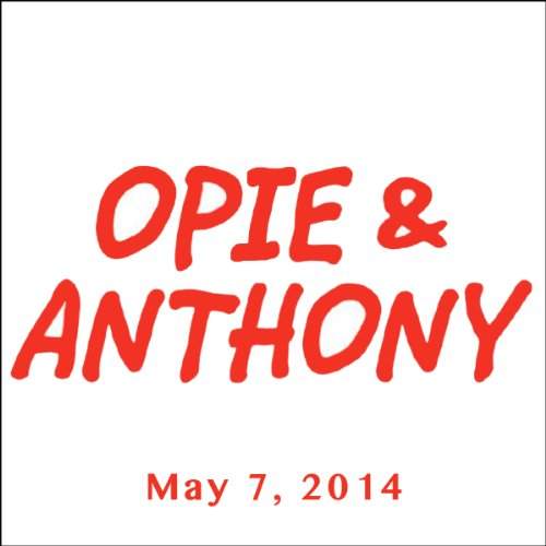 Opie and Jimmy, Guy Fieri and Jenny Hutt, May 7, 2014 cover art