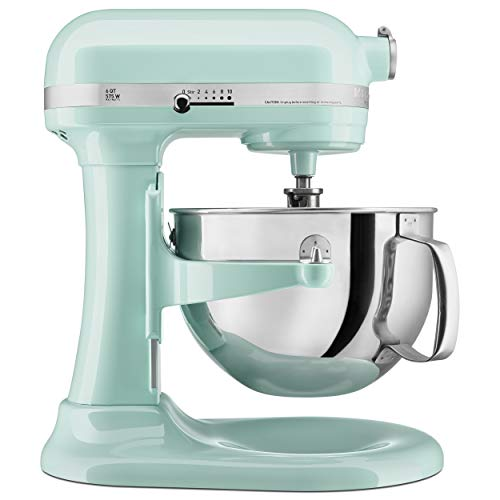 KitchenAid KP26M1XIC Professional 600 Stand Mixers, 6 quart, Ice