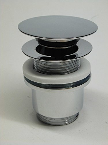 Design Pop Up Schaftventil Klicker Ablaufventil DN 32 (11/4