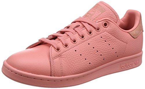 adidas Herren Stan Smith Sneaker, Pink (Tactile Rose/Tactile Rose/Raw Pink), 40 EU