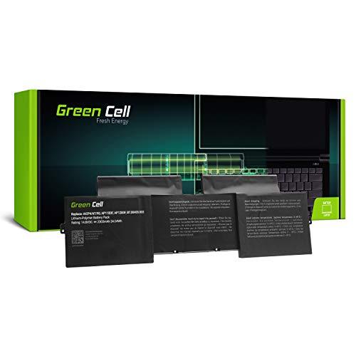 Green Cell® AP12B3F Batteria per Portatile Acer Aspire S5-391 S5-391-53314G12 S5-391-73514G12A S5-391-73514G25 S5-391-75314G25 (2300mAh 14.8V Nero)