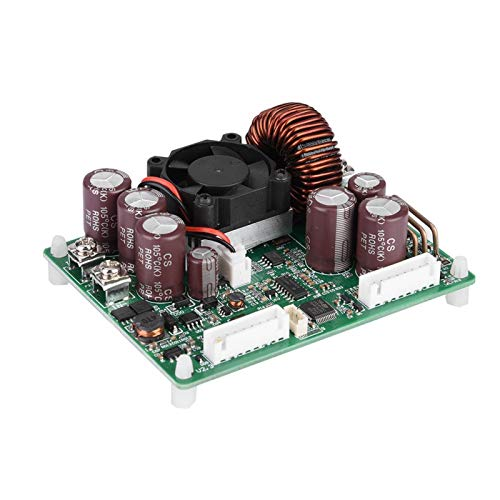 Fuente de alimentación reductora, convertidor, programable para funciones avanzadas de pequeño volumen(DPS5020-USB-BT)