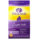Wellness Complete Health Natural Dry Dog Food with Grain, Chicken &...