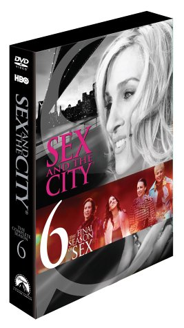 Sex and the City: Season 6 (5 DVDs)