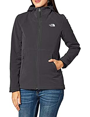 The North Face Women's Shelbe Raschel Hoodie, TNF Black, X-Large by The North Face
