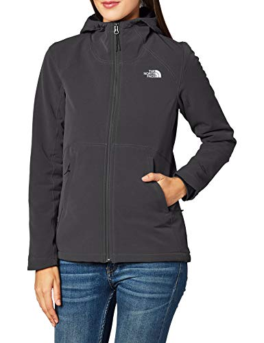 The North Face Women's Shelbe Raschel Hoodie, TNF Black, X-Large