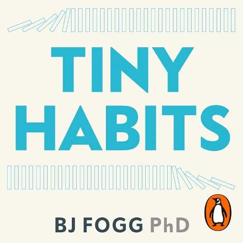 『Tiny Habits』のカバーアート