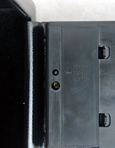 Homegear Small 0.23CF Electronic Safe Gun Money Passport Home Hotel Office Wall Cabinet Photo #2