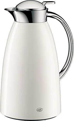 Alfi Stainless Steel Desktop Pot Gusto (1.0L) AFTF-1000S AWH (Alpen White)【Japan Domestic Genuine Products】
