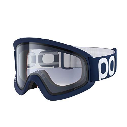 POC Ora Fahrradbrille, Unisex, Erwachsene, Unisex-Erwachsene, 40251, Blau (Lead Blue), Einheitsgröße