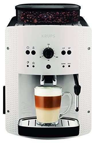 Cafetera Espresso Blanca Marca Krups