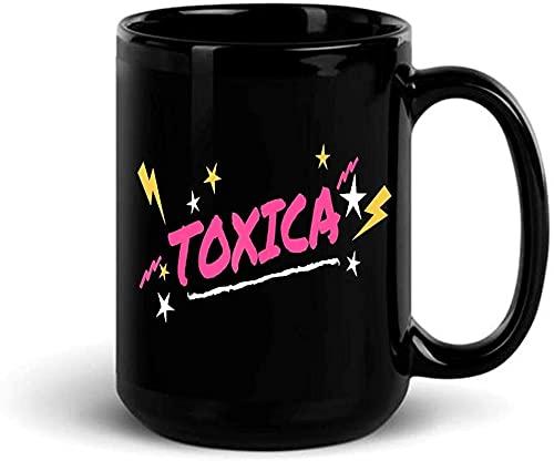 La Toxica Hispanic Mom Trending Ceramic Coffee Mug 15oz