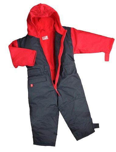 Features Safe /& Seen Hi Vis Togz Waterproof Jacket Red
