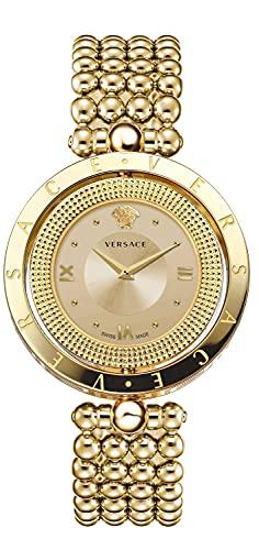 Versace EON VE79007 20 - Reloj de pulsera para mujer (33,6 mm)