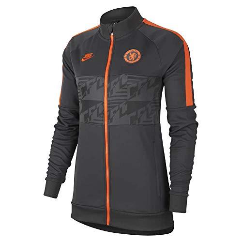 Nike 2019-2020 Chelsea I96 Jacket (Anthracite) - Womens