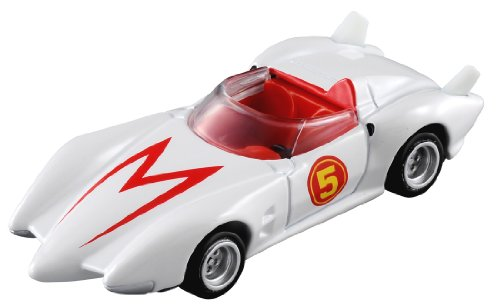 Tomica rêve Tomica Speed ??Racer Mach 5