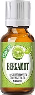 Bergamot Essential Oil - 100% Pure Therapeutic Grade Bergamot Oil - 30ml