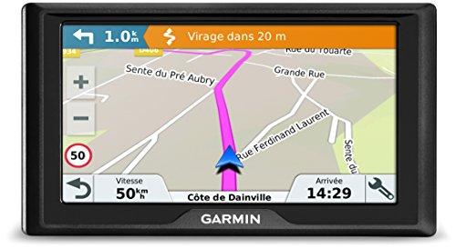 Garmin Drive 60 SE Plus Navigationsgerät - lebenslange Kartenupdates für Deutschland/Südeuropa, plus kostenlosem Download von Karten für Europa, 6 Zoll (15,2cm) Touchdisplay