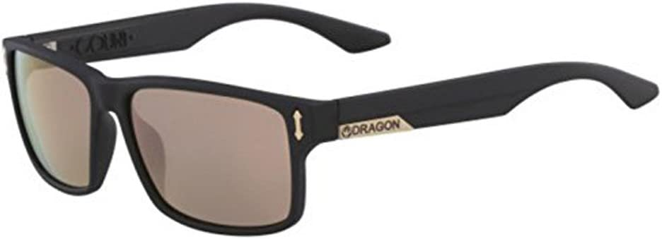 Dragon Sunglasses DR 512 SI Count ION Rose Matte Black Manufacturer regenerated product Las Vegas Mall 008 with
