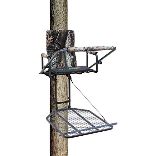 Big Dog Bearcat XL Hang-on Tree Stand, BDF-455